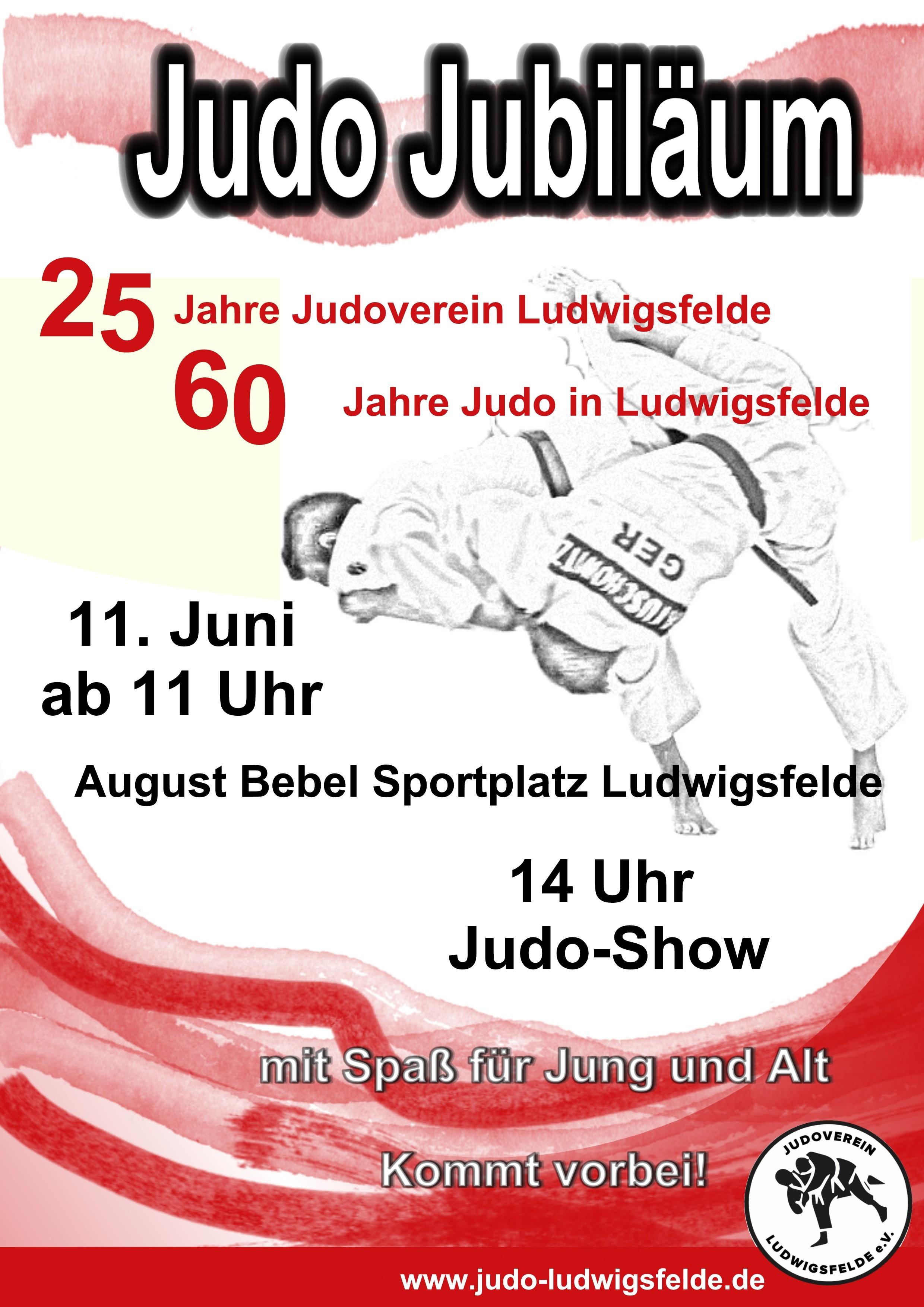 Judo Jubiläum